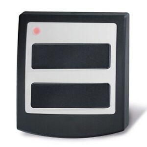Novoferm Funk Innentaster Signal 111 Ausführung in SCHWARZ (DuoControl 433)