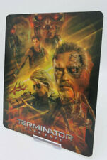 THE TERMINATOR DARK FATE - Lenticular 3D Flip Magnet Cover FOR bluray steelbook