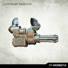 Kromlech BNIB Legionary Minigun (3) KRCB160
