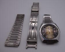 Rado Vintage Automatik Randegg Swiss ETA 2824 25 Jewels Rot-Datum Teilespender