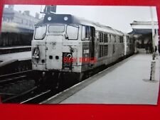 PHOTO  CLASS 31 LOCO 31168 & 31325 AT DERBY MAGICAL MYSTERY TOUR 4/4/81