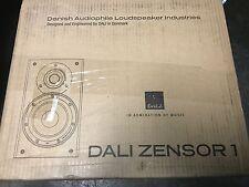 DALI ZENSOR 1 HIGH DEFINITION LOUDSPEAKER (BLACK)