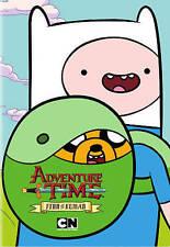 Cartoon Network: Adventure Time - Finn the Human (V8), New DVDs
