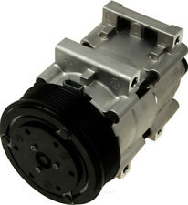 A/C Compressor and Clutch-Denso New WD Express 655 18012 122