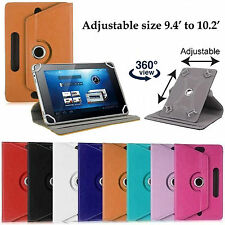 360 rotation Apple iPad 9.7 inch 6 6th Generation 2018 leather cover case stand