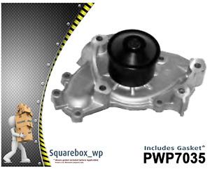 Water Pump PWP7035 fits TOYOTA Kluger MCU28 3.3L DOHC 3MZFE 10/03  - 7/07