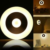 Körper Induktionslicht Smart Magnetic Light Control LED wiederaufladbare Lampe