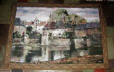 LA SEYNE SUR MER DUVALL TAPESTRY BY MOHAWK USA CLASSICS COLLECTIONS FINE ARTS 53
