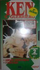 VHS - HOBBY & WORK/ KEN IL GUERRIERO - VOLUME 59 - EPISODI 2
