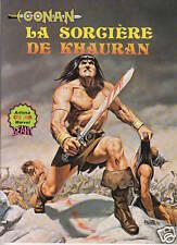 CONAN  LA SORCIERE DE KHAURAN   ARTIMA COLOR  GEANT