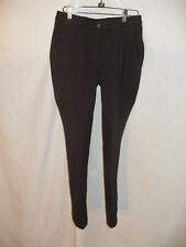 New Black Color Breech Size 28 R 4Way Stretch, Clarino Knee Patch- Nice