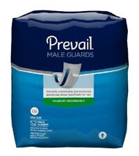 Prevail Male Guard, Bladder Control Pad, 13 Inch Length, PV-812/1 - Pack of 52