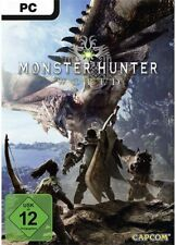Monster Hunter World - Steam PC CD Key [EU/DE] Digital Download Code NEU