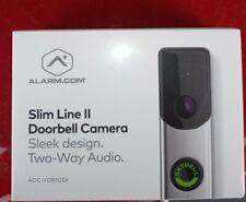 Alarm.com Skybell Slim Line Ii Doorbell Camera