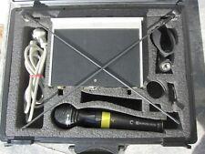 Beyer professionelles Studio drahtlos Mikrofon NE 185 aus Sendeanstalt.