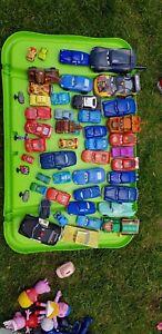 Disney cars bundle job lot