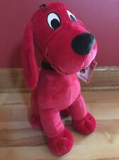 Kohls Cares For Kids Clifford The Big Red Dog  Plush Stuffed Animal