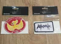 [New & Sealed] Final Fantasy VII (7) Remake Avalanche & Chocobo iron-on patches
