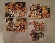 Pierre JOUBERT 4 carte postale Tourcoing Kids 87 50e anniversaire du Prince Eric