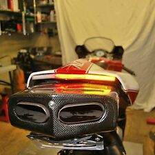 Ducati 999 Fender Eliminator Kit - New Rage Cycles tail led race motogp