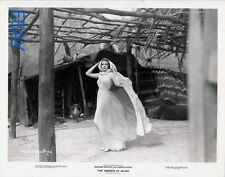Marlene Dietrich sexy The Gold Rush VINTAGE Photo