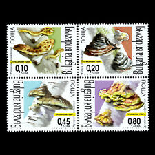 Bulgaria 2004 - Mushrooms Plants - Sc 4328 MNH