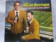 The Sklar Brothers What Are We Talking About 2 Disk CDs in Soft Case
