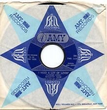 MIGHTY SAM  I NEED A LOT OF LOVIN/TALK TO ME TALK TO ME US AMY R&B/NORTHERN SOUL