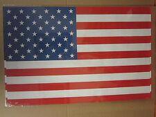 Vintage American Flag poster USA 3573