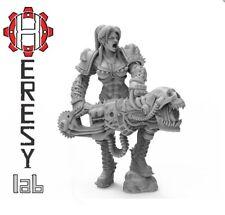Warhammer Resina herejía laboratorio proxy casa Orlock de Escher pesado #296bx