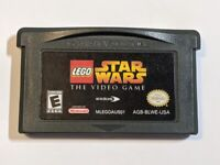 LEGO Star Wars The Video Game Nintendo Game Boy Advance GBA