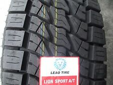 4 New LT 30x9.50R15 Lion Sport A/T Tires 3095015 30 9.50 15 AT 950 309.5015