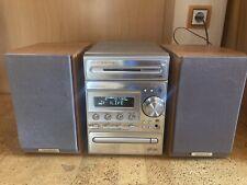 Kenwood RXD M 66 Mikroanlage Musikanlage Compactanlage Cd Player Tuner Cassette