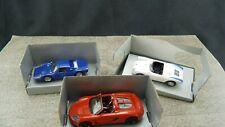 3 Modellautos Porsche 904 GT 550 Spyder Konvolut Schuco Junior Line 1:43 A1053
