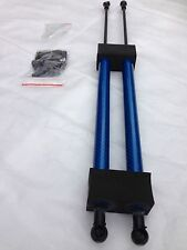 Subaru Impreza WRX STi 2001-2005 Bonnet Gas Strut Damper Blue Carbon Fibre