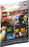 LEGO THE NINJAGO MOVIE Minifigure 71019 - Lucky Dip Gift - Free P+P √