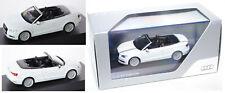 Herpa 5011303313 Audi A3 Cabriolet, gletscherweiß metallic, 1:43, Werbeschachtel