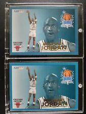 1992-93 Fleer Michael Jordan All Star Orlando #6 price per card 2 available