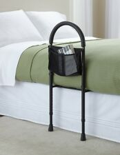 Portable Bedrail Bed Cane Stand Medical Handle Adult Elderly Rail Support Safety