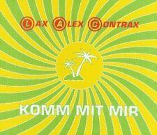 Lax Alex Contrax Komm mit mir (2004)  [Maxi-CD]