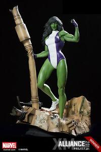 XM Studios She-Hulk Statue