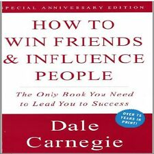How to Win Friends and Influence People Dale Carnegie Hill Wattles CD