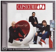 CAPSICUM TREE ETERNALLIFE Red Canzian Dodi Battaglia Saturnino Di Battista POOH