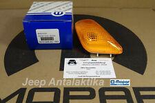 Side Repeater Light Jeep Wrangler TJ 97-06 55155460AC Genuine New Mopar