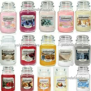 Yankee Candle Scented Fragrance Candles Medium 340/ Large 538g/ Wax Melts/ Gift