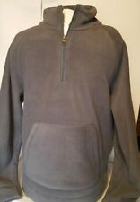 NEW Copper & Oak Supply Men's 1/4 Zip Sherpa Pullover Size Large $65 Retail