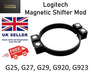 Logitech Magnetic Shifter Mod for G25 G29 G27 G920 & G923 Sim Racing