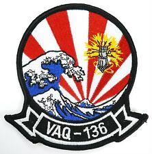 USN VAQ-136 JAPANESE PATCH