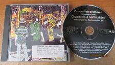 CAMPER VAN BEETHOVEN - Cigarettes and Carrot Juice Sampler, 10-TRK PR CD
