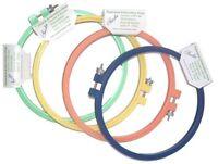PLASTIC SUPER GRIP EMBROIDERY HOOP / RING (4 - 10in / 10 - 25cm)